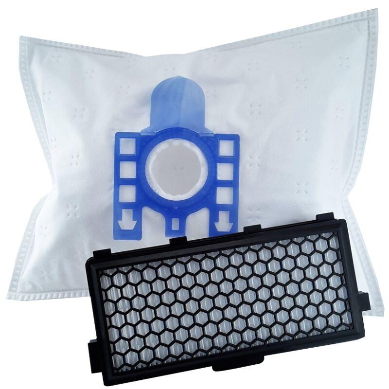 Staubsaugerbeutel HEPA-Filter passend für Miele S4 EcoLine