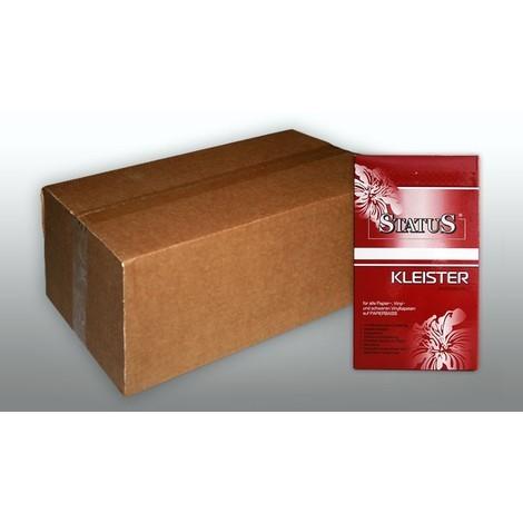 20 x 250 g STATUS PROFI Colle à tapisser forte 5 kg rend. max. 800 m2 / 140 rouleaux