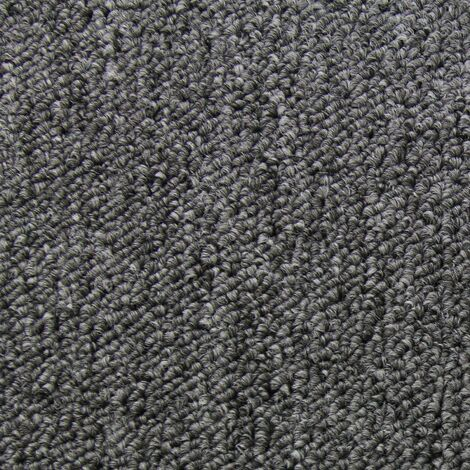 20 x Carpet Tiles 5m2 / Anthracite
