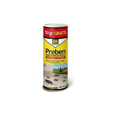 200+50gr. insecticida polvo.hormigas-cucarachas