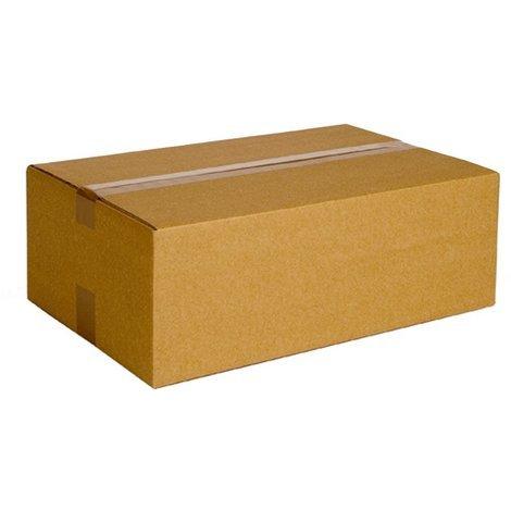 200 Faltkartons 520 x 330 x 180 mm Faltkiste Versandkarton Pappkarton Paket Post