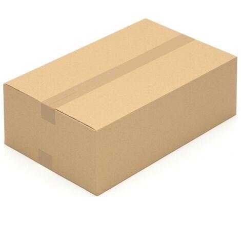 200 neue Faltkarton 520x330x180mm VersandKartons