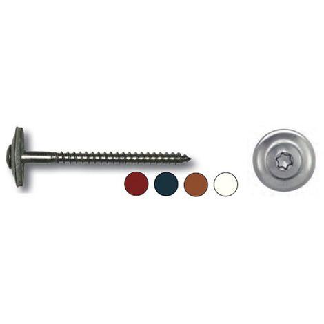 twistec SPENGLER Vis avec 15/mm Mousse Heibe lot de 100 acier inoxydable A2/4,5/x 45/mm