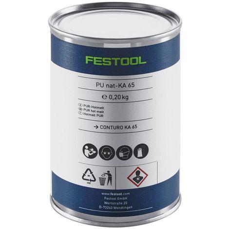 200056 Festool PU adhesive, natural PU nat 4x-KA 65
