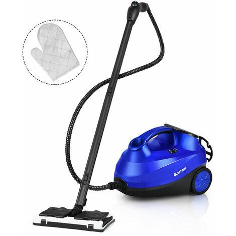 "main image of ""2000W Steam Mop Hand Held Cleaner Steamer Floor Carpet Wash Window Multi-purpose"""