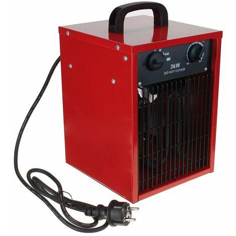 2000W ventilateur domestique 220V Type de chauffage four plus chaud bureau domestique pied outil chaud 3 modes maison Portable climatiseur