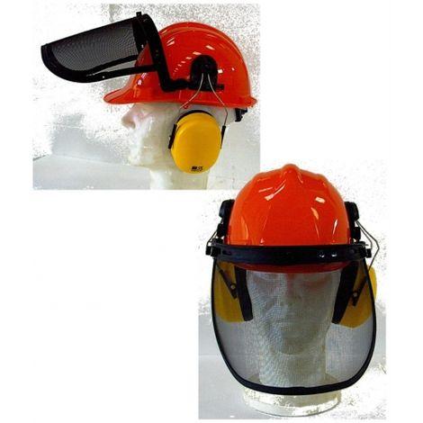 20072 - Casque de sécurité forestier