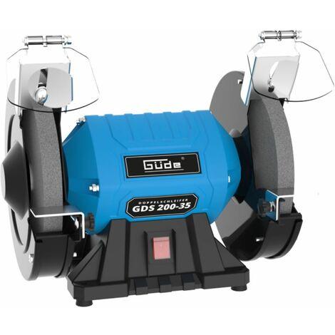 Ø 200mm Doppelschleifer GDS 200-35 | 350 Watt
