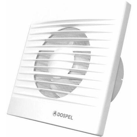 200mm Humidité Detecteur Ventilation Hotte Salle de Bains Ventilation Deux Vitesses Moteur