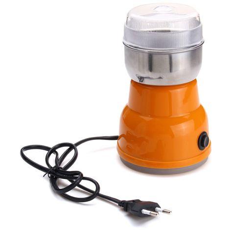 200W 165mm Mini Moulin à Café Grain Broyeur Machine électrique 220V EU PRISE Sasicare