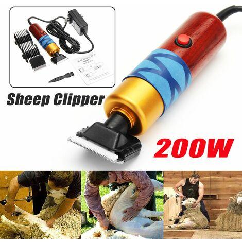"""main image of """"200W Tondeuse électrique pour Animal Chien Mouton Chat"""""""