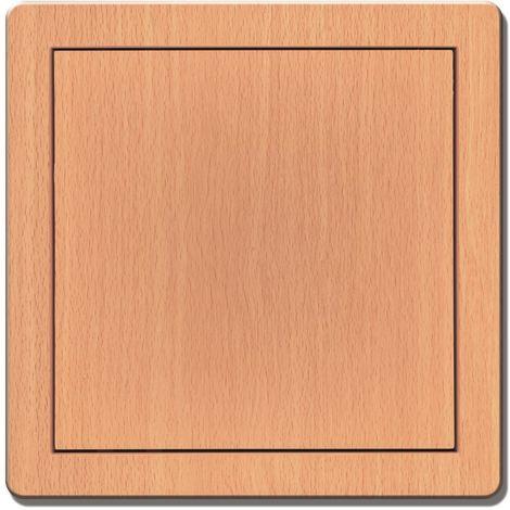 200x250mm Durable ABS Plastic Access Inspection Door Panel Beech Color