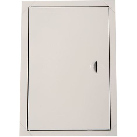 200x250mm Metal White Access Panels Inspection Hatch Access Doors Door Panel