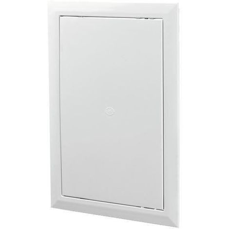 200x400mm Durable Inspection Panels Access Door White Wall Hatch ABS Plastic