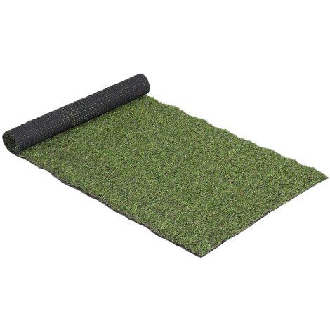 2021 Nouveau Herbe artificielle faux gazon pelouse plantes synthétiques faux pelouse jardin plancher décor
