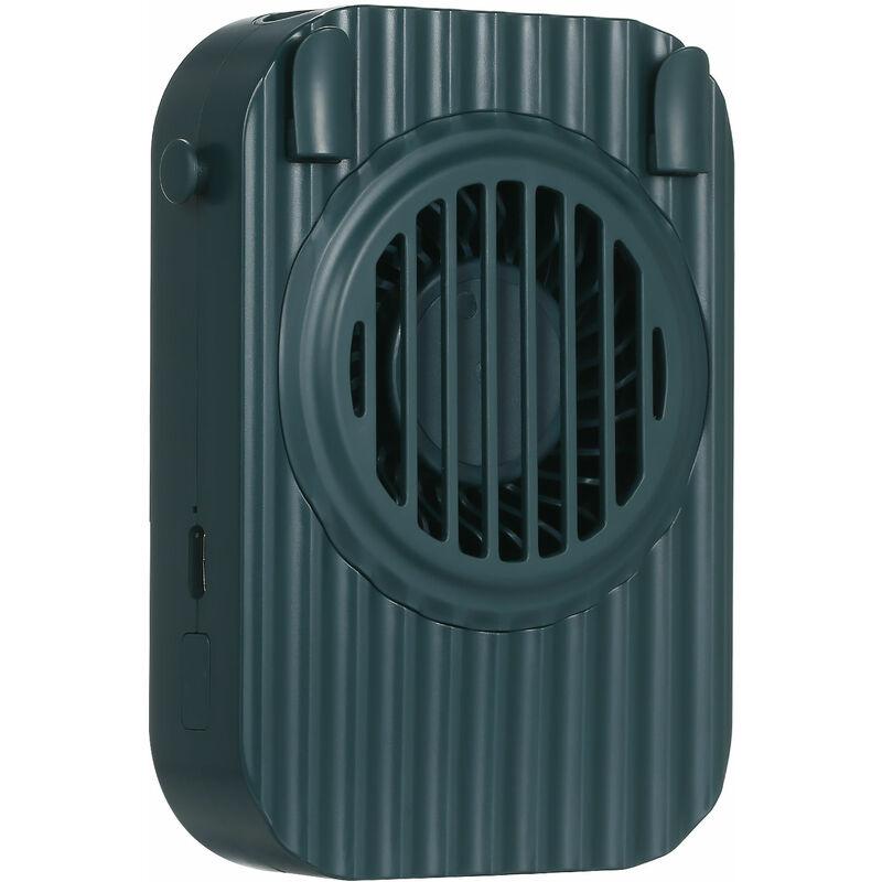 2021 Ventilatore da collo portatile ultra silenzioso Mini ventilatore Ventilatore senza foglie Ventilator