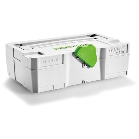 203995 Festool MICRO-SYSTAINER T-LOC SYS-MICRO GREY