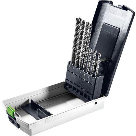204070 Festool Hammer drill SDS-Set D5-D12/7