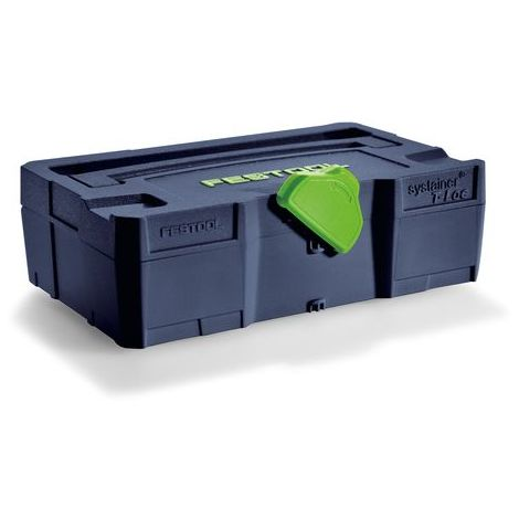 204540 Festool MICRO-SYSTAINER T-LOC SYS-MICRO BLUE