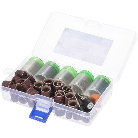 206 pieces of electric grinder accessories set