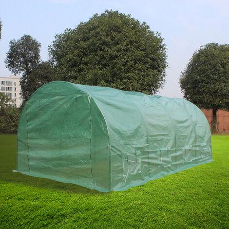 20¡äx10¡äx7¡ä Heavy Duty Greenhouse Plant Gardening Dome Greenhouse Tent