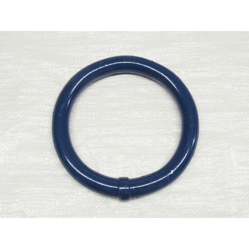Image of 20MM 4 Ton Grade 80 FRAM Round Ring 20.O.7 - Masterlink Lifting Blue Powdercoated EN1677-1