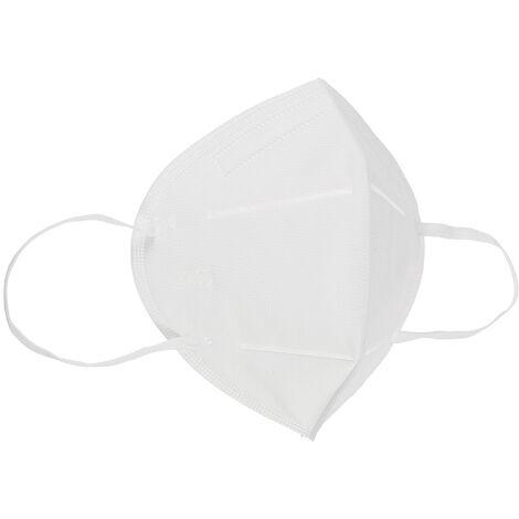 20pcs FFP2 N95 Protección de máscara facial Respirador reutilizable Protección contra polvo segura CE FDA
