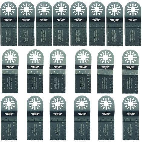 20pcs TopsTools Mix Multitool Blade Kit - UNKC20