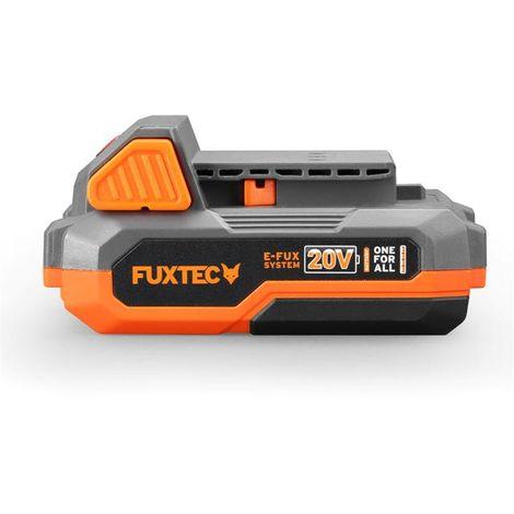 20V 2Ah lithium-ion battery FUXTEC E1B2AH