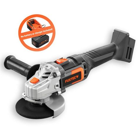 20V cordless angle grinder - solo - FUXTEC E1WS20 - no battery/charger inluded!