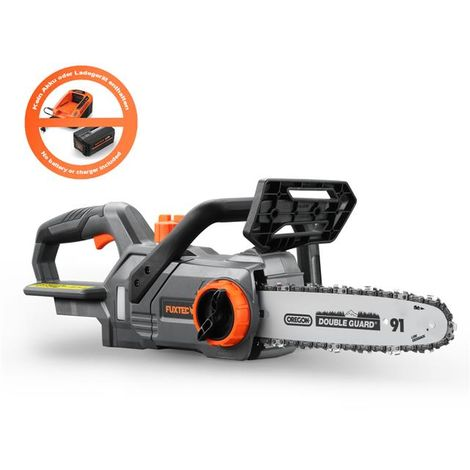 20V cordless chainsaw - solo - FUXTEC E1KS20 - no battery/charger inluded!