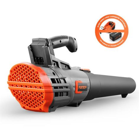 20V cordless leaf blower - solo - FUXTEC E1LB20 - no battery/charger inluded!