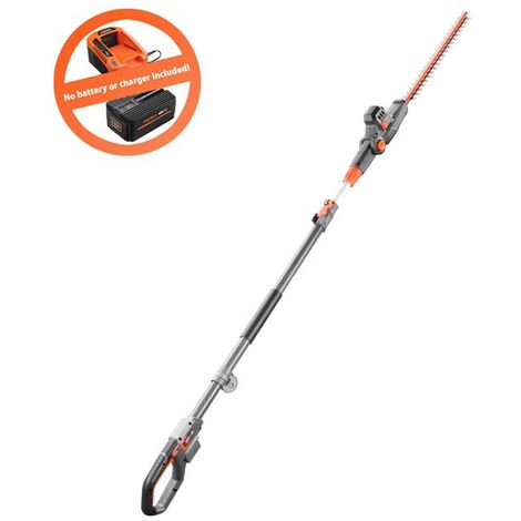 20V cordless pole hedge trimmer FUXTEC E1HH20