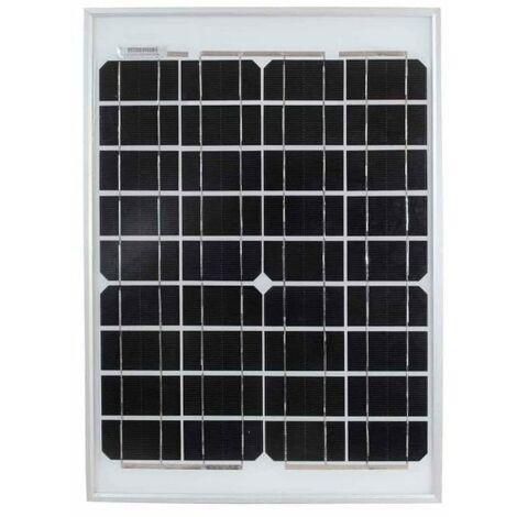 20w Mono-Crystalline Solar Panel Photo-voltaic for boat caravan home
