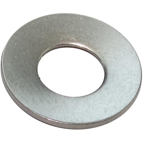 100x rondelle Belleville élastique conique M3 Ф8mm H0.6mm acier à ressorts
