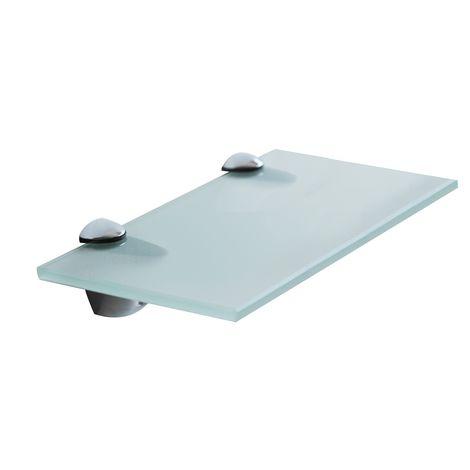 20x10CM support de dépoli support de tablette murale tablette de salle de bains tablette de