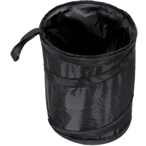 20x16cm voiture mini pop-up poubelle poubelle pour voiture poubelle poubelle pliable pliable sac poubelle Sasicare