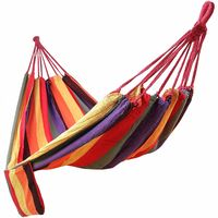 210 x 150cm Hammock for Outdoor Camping Sleeping, load 300kg GDC210