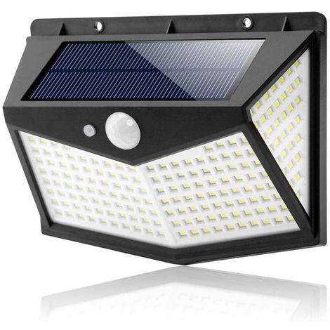 212 LED Outdoor PIR Motion Sensor Wall Light