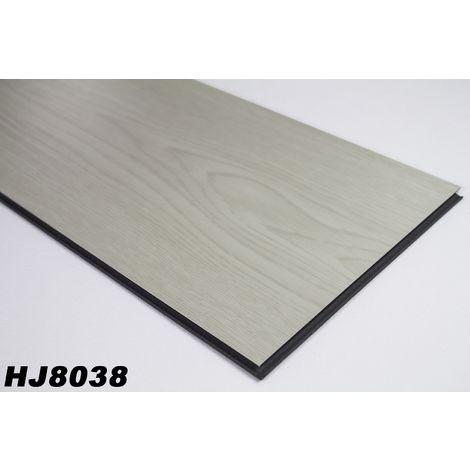 2,12 m² Vinylboden in 4,2mm Uniclic Kunststoffboden Nutzschicht 0,3mm, HJ8038