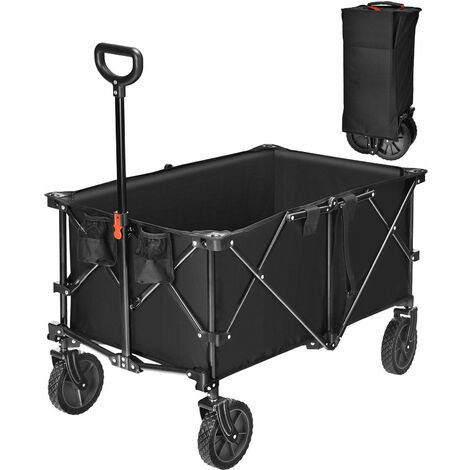 """main image of """"212L Collapsible Folding Wagon Cart Outdoor Utility Garden Trolley Buggy 80KG"""""""