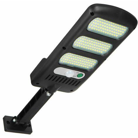 213 LED Solar Street Light PIR Motion Sensor Dimmable Light Outdoor Garden