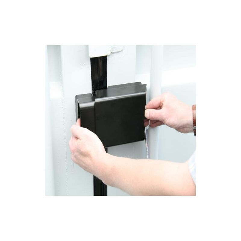 Image of Abus Security - ABUS 215/100 CONTAINER LOCK + 37RK/70 HB100