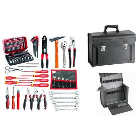 2163.E16 Sélection électronique 39 outils plus valise technicienne 1211.40