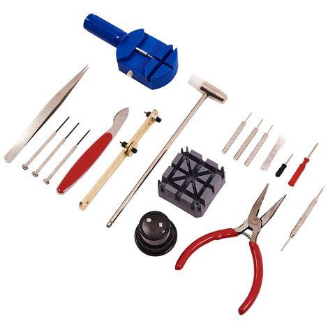 21pc Watch Repair Tool Kit