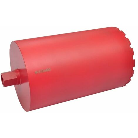 220 x 400 mm Dry and Wet Diamond Core Drill Bit
