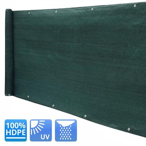 220g/m² Garden Privacy Shade Net Wall Screening Netting Balcony Windbreak Fence