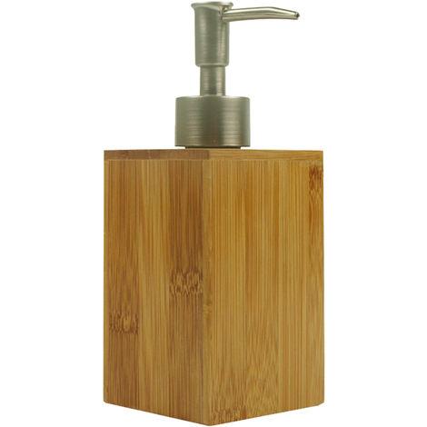 "main image of ""220mL Bathroom Soap Dispenser Lotion Shampoo Dispenser"""