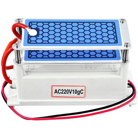 220V 10G Ozone Generator Air Purifier Extra Portable Ozonizer