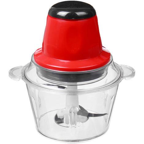 220V 2L electric mixer meat grinder meat grinder household processor machine